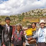 Tibet Family Lhasa