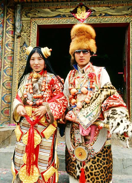 Women Fashion Through Marriage