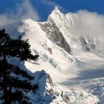 Midui Glacier of Tibet