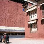 A Glimpse of Sakya Monastery in Tibet