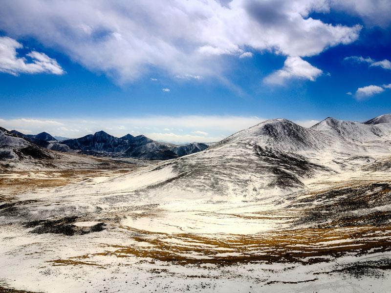 winter-tibet