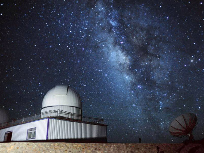 Ngari night park-A Star Gazer's Heaven
