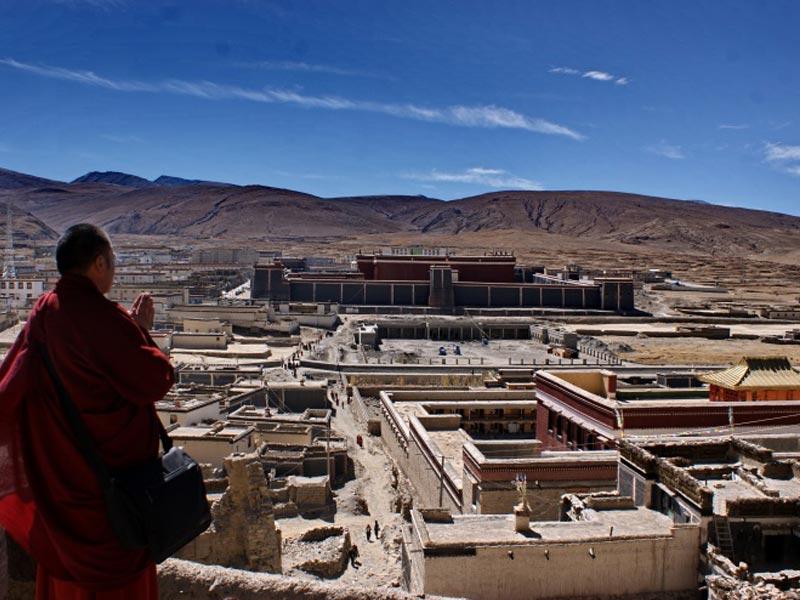 Sakya Monastery is the principal monastery of the Sakyapa sect of Tibetan Buddhism
