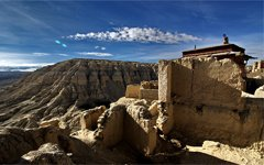 Legendary Zhangzhung Kingdoms and Civilization in Ngari, Western Tibet