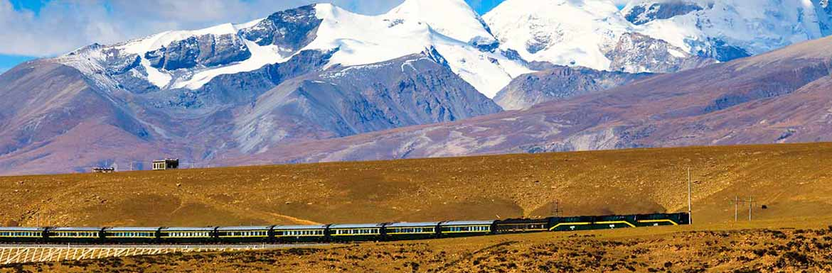 12 Days Tibet Tour from Hongkong by train
