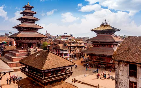 17 Days Shanghai to Lhasa and Nepal Tour
