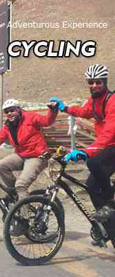 Tibet Cycling Tour