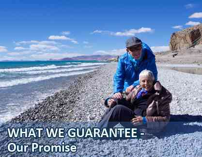 What We Guarantee