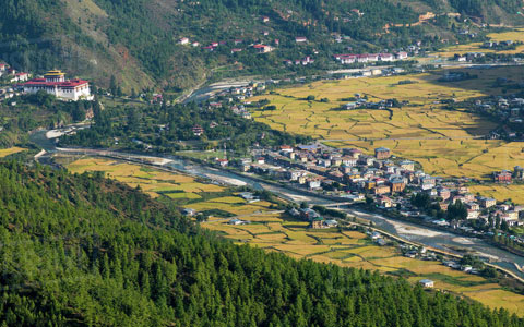 7 Days Classic Bhutan Mountains and Valleys Tour