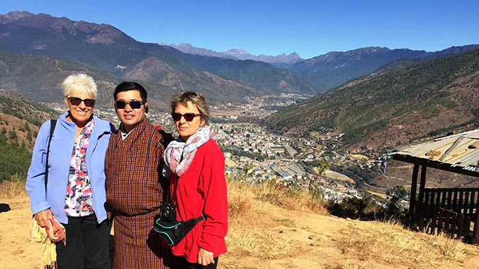 Traveling Bhutan with the Local Travel Agency