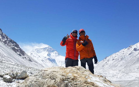 9 Days Lhasa to Everest Base Camp Tour from Chengdu by Train