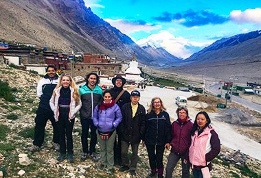 Enjoy your group tour to Everest Base Camp