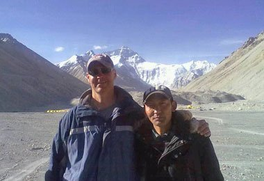Take a life-time trip to Everest Base Camp with local guide