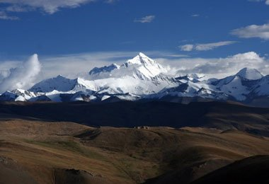 If you are lucky enough, you can see the Mt. Everest from Gyatsola Pass.