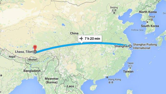 cheap airline tickets to shanghai