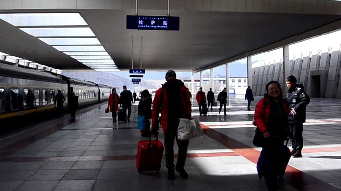 what to pack for qinghai-tibet train journey