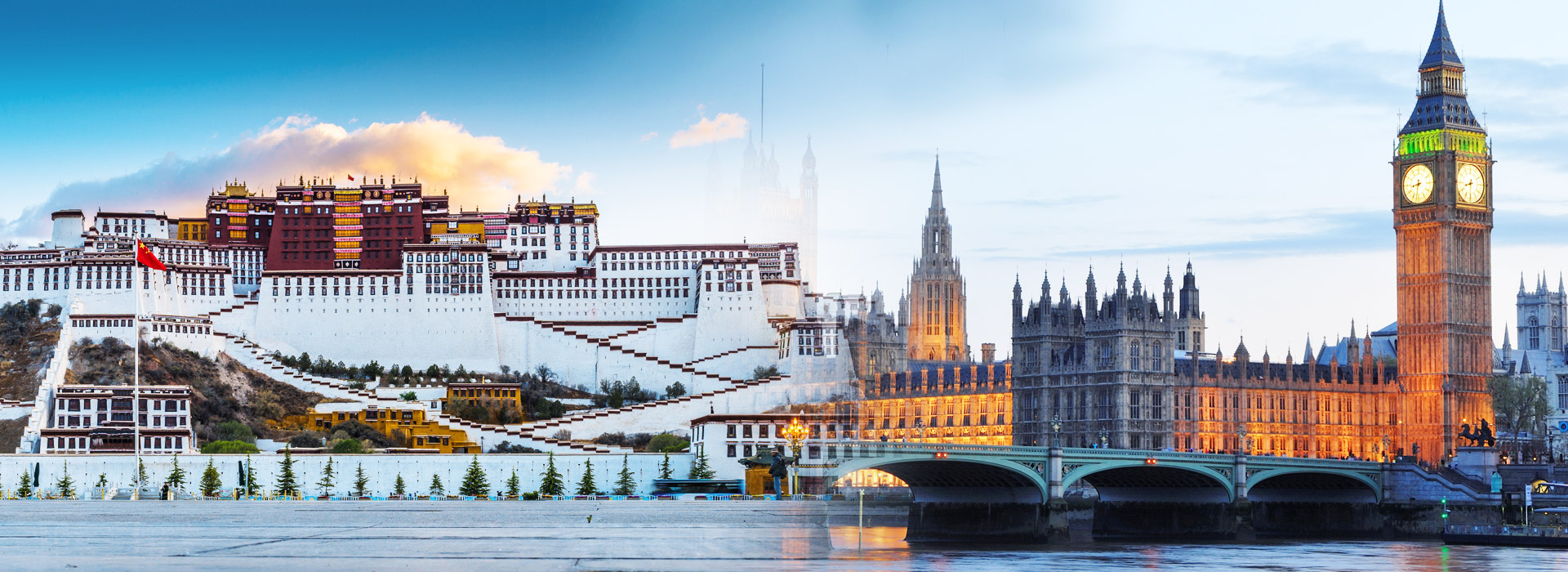 Tibet Tour From Great Britain