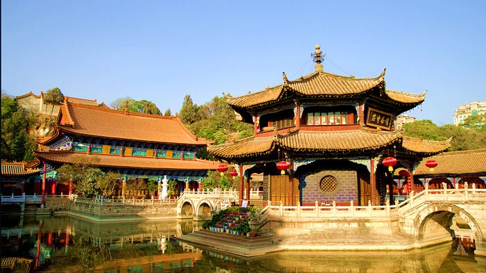 Yuantong Temple Kunming China