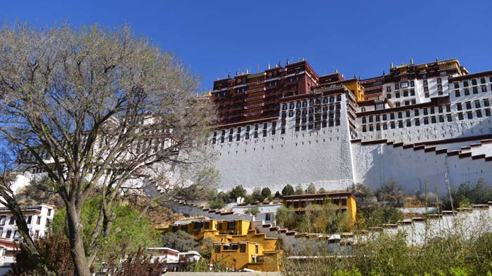 Majestic Potala Palace