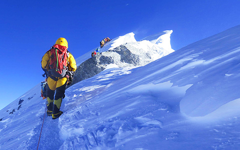 Mount Everest Climbing Expedition in Nepal