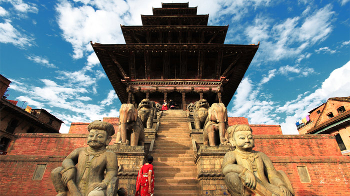 Culture and History Explore in Nepal