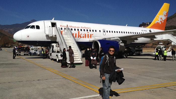 Flights From Nepal To Bhutan Get To Bhutan From Nepal