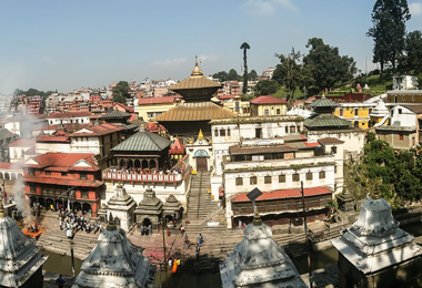 Pashupatinath is the most important Hindu temple in Nepal