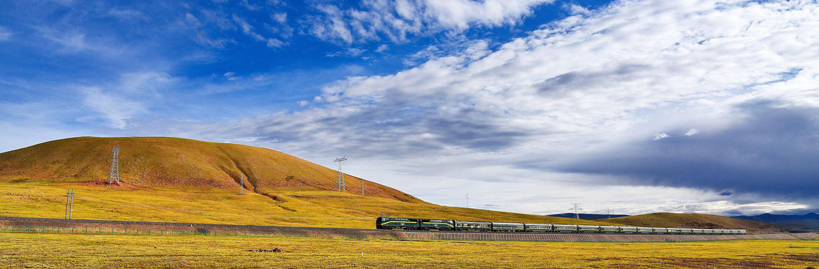 12 Days Xian to Lhasa and EBC Tour by Train