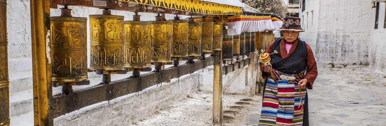 6 Days Central Tibet Culture Tour