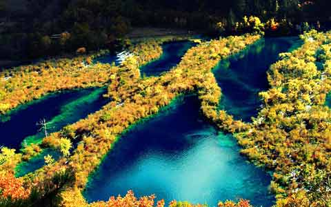 12 Days Jiuzhaigou National Park and Northwest Sichuan Tour