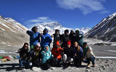 7 Days Winter Tour to Everest Base Camp