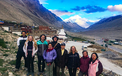 9 Days Lhasa to Everest Base Camp in-depth Travel