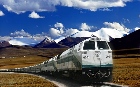 15 Days China, Tibet and Nepal Tour by Train