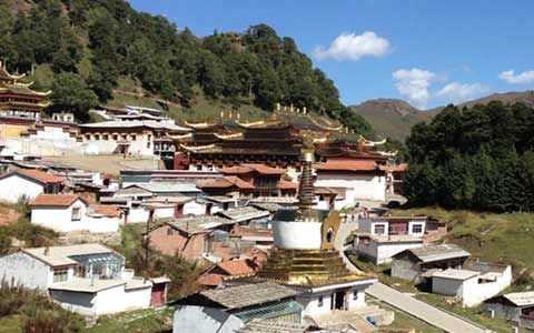 6 Days Tibetan culture and nomadic life in Amdo Area