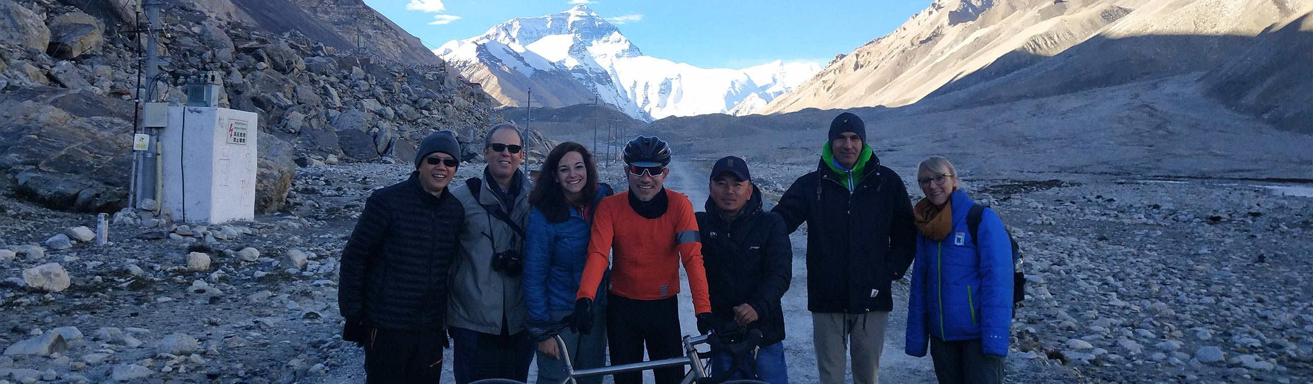 Tibet Biking Tour