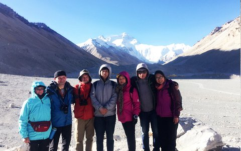 10 Days Lhasa to EBC and Namtso Lake Small Group Tour by train