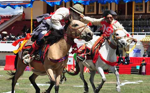 7 Days Gyantse Damar Festival Tour