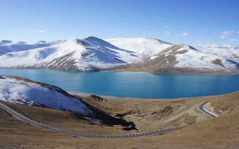 5 Days  Lhasa and Yamdrok-tso Lake Tour