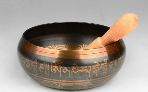 Tibetan Music Bowls: What and How to Play Singing Bowls in Tibetan Buddhism