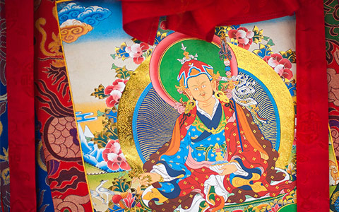Top Five Major Beliefs in Tibetan Buddhism