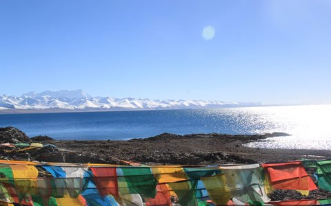 History of Prayer Flags in Tibet