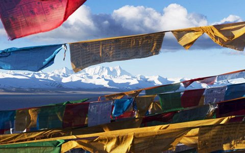 Tibetan Buddhism Color