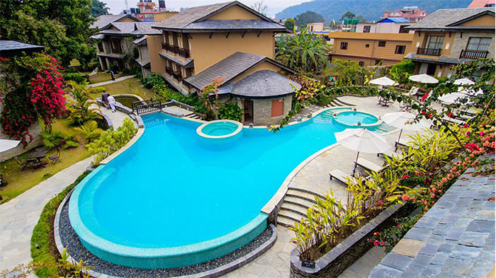 Temple Tree Resort & Spa, Pokhara