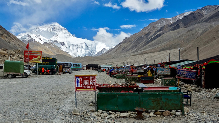 Tibet Everest Base Camp Area