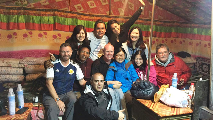 Guesthouse at Everest Base Camp