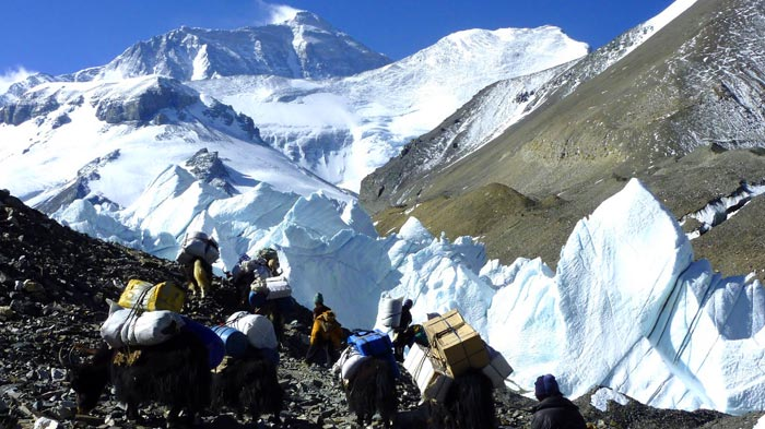 Mount Everest Advance Base Camp Trek