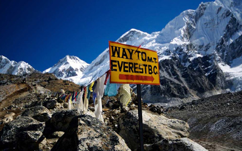 Guide to Solo Trek to Everest Base Camp in Nepal