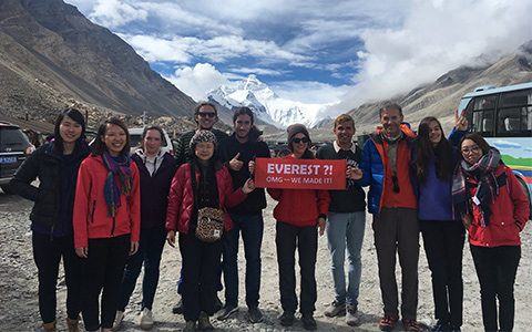 Climate and Temperature of Everest Base Camp
