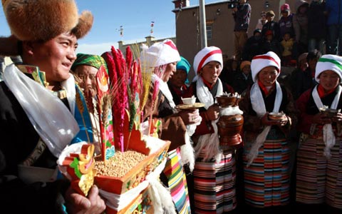 2017 Tibetan New Year Festival Will Be Celebrated on February 27th