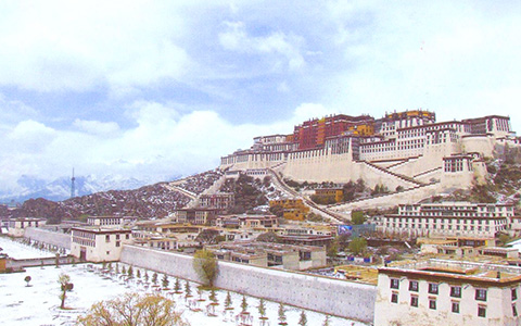 Tibet Snow: when it snows usually? how to plan a trip to enjoy snow in Tibet?